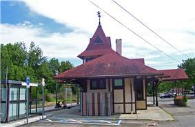 Tuxedo Park Railroad Station