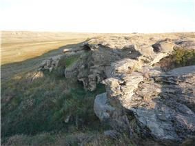 Old Woman's Buffalo Jump