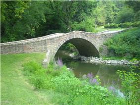 Old Stone Arch Bridge