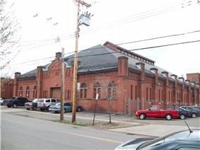 Olean Armory