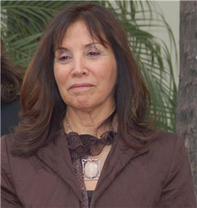 Arias-Harrison in April 2009