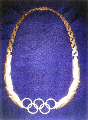 Gold Olympic Order