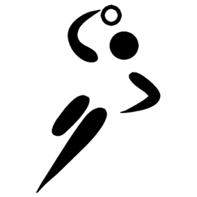 Olympic pictogram Handball