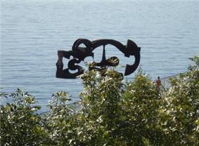 Schubert Sonata in front of the water