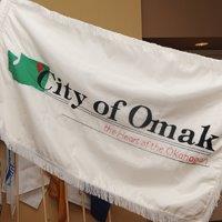 Flag of Omak