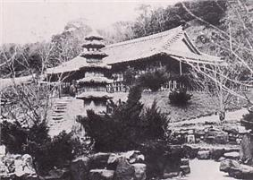 View of Moran Hill during the 1920s.