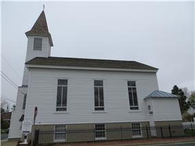 Cokesbury Church
