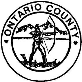 Seal of Ontario County, New York