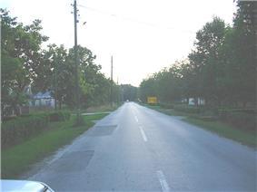 A street in Opovo