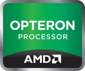AMD Opteron logo as of 2011