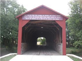Oquawka Wagon Bridge