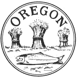 Provisional Government of Oregon seal