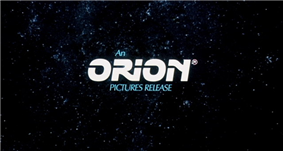 Orion Pictures 1984 logo