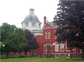 Orleans County Courthouse Historic District