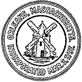 Official seal of Orleans, Massachusetts