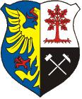 Coat of arms of Orlová  Orłowa