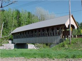 Orne Covered Bridge