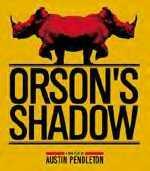 Orson's Shadow art