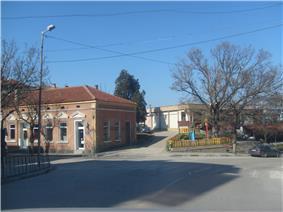 Skyline of Oryahovo