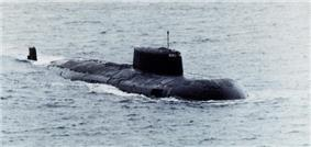 Project 949 class submarine