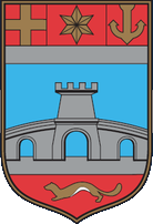 Coat of arms of Osijek-Baranja County