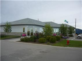 Library and Town Office