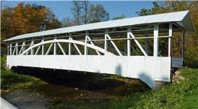 Osterburg Covered Bridge