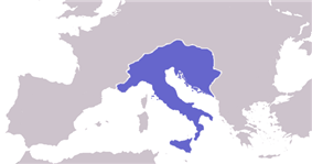 The Ostrogothic Kingdom of Italia
