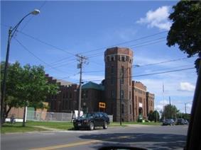 Oswego Armory