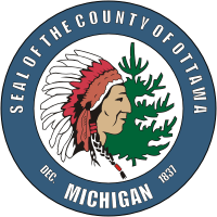 Seal of Ottawa County, Michigan