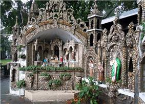 Our Lady of Mount Carmel Grotto