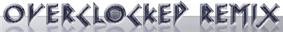 The current OverClocked ReMix logo, sans 'headphones'.