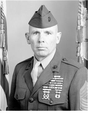 black & white photograph of Harold G. Overstreet
