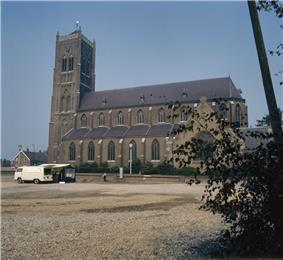 Church in Mill