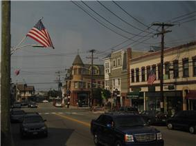 Downtown Oyster Bay