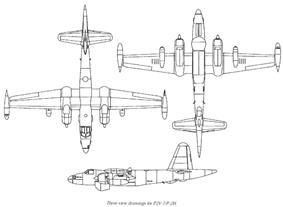 Lockheed P2V-7(P-2H) Neptune
