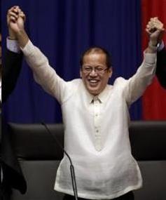 Benigno Aquino III, fifteenth President of the Philippines