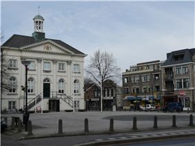 Zundert city hall in 2010