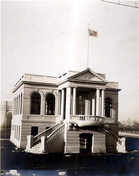 The Chilliwack City Hall in 1912
