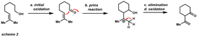 reactivity of PCC under acidic conditions