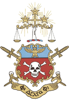 The Coat of Arms of Phi Delta Phi