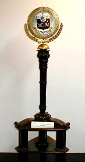Mace of the House of Representatives of the Philippines