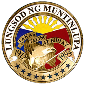 Official seal of Muntinlupa