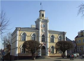 Ciechanów Town Hall
