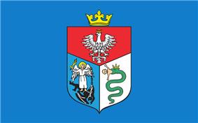 Flag of Sanok