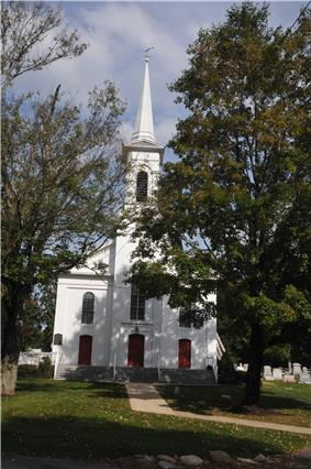 Church in Pottersville