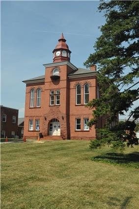 Prince William County Courthouse