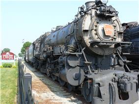 Passenger Locomotive No. 1737
