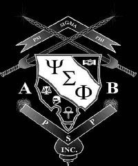 The official Shield of Psi Sigma Phi