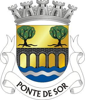 Coat of arms of Ponte de Sor